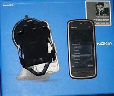 Nokia 5230 NAVI - all black- in OVP