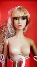 "Nude Fashion Royalty Poppy Parker: Starlight 12"" Doll New!"
