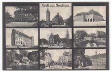Erster Weltkrieg (1914-18) Ansichtskarten aus Deutschland für Eisenbahn & Bahnhof