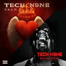 Tech N9ne - E.B.A.H. and Boiling Point [New CD] Explicit