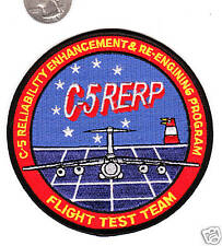 """USAF C-5 GALAXY HUMOROUS PATCH /""""RED BIKINI ON BEACH /""""CLEARD FOR LOW APPROACH/""""Y"""