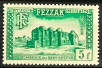 Libya Fezzan #2N4 MH CV$2.10
