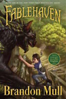 Complete Set Series - Lot of 5 Fablehaven books by Brandon Mull YA Evening Star