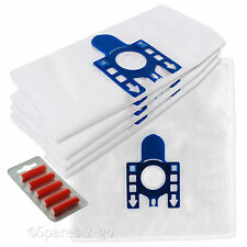 5 MIELE Compatible GN S2110 TT5000 S2 Vacuum DUST BAGS FILTERS & AIR FRESHENERS
