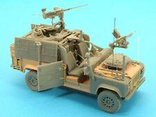 1/35th Accurate Armour British landrover R-WMIK update