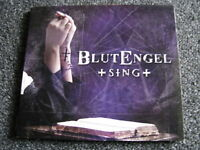 Blutengel-Sing Maxi CD-Digipack-2015 Germany-out of line