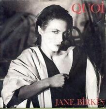 JANE BIRKIN 45 TOURS FRANCE QUOI (GAINSBOURG)