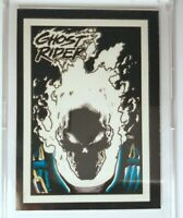 Ghost Rider 1992 trading Cards Glow In The Dark Inserts Full Set G1-G10 Marvel