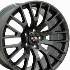 "CP 18"" Rim Fits Ford Mustang 2005-2016 2015 GT Style FR19C Gunmetal 18x10 10036"
