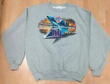 NFL New York Giants Super Bowl XLII Who Wants It More Men's Large Sweatshirt