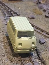4 WHEEL RAILCAR/DRAISINE 009 HOe SCALE (NEW - TEST RUN ONLY) LIGHT GREEN