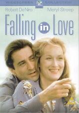 Falling In Love - UK Region 2 DVD - Robert De Niro / Meryl Streep