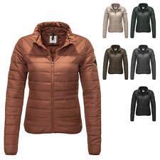 Only Damen Steppjacke Übergangsjacke Leichte Jacke Damenjacke Steppmantel Mantel