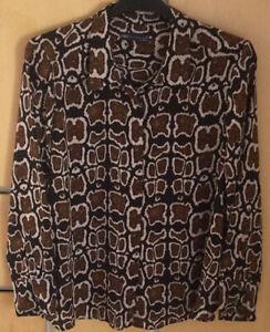 M&S Ladies blouse size 20