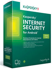 Kaspersky Anti-virus 2019 for Android 1User/Devices / 1Year License