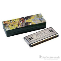 Hohner Tremolo Echo Harp Double-Sided C/G Harmonica - 54/64 CG