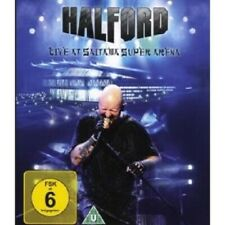 "HALFORD ""LIVE AT SAITAMA SUPER ARENA"" BLU-RAY NEW"