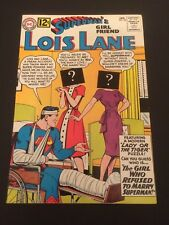 Superman's Girl Friend, Lois Lane #38 (Jan 1963, DC) High Grade NM- 9.2
