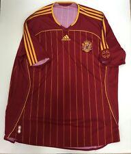 Adidas Spagna Nazionale Spagnola Maglia Calcio Taglia XL Mondiali
