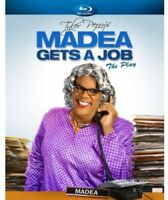 Tyler Perry's Madea Gets a Job: The Play [New Blu-ray] Ac-3/Dolby Digi