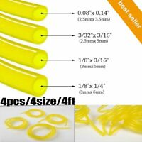 4 Sizes Petrol Fuel Line Hose Gas Pipe Tubing  For Trimmer Chainsaw Blower Tools