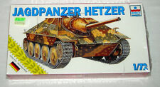 ESCI 8375 GERMAN JAGDPANZER HETZER (1/72) B