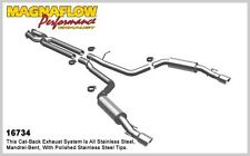 2005 2006 Pontiac GTO Magnaflow Cat Back Exhaust Free Shipping 16734