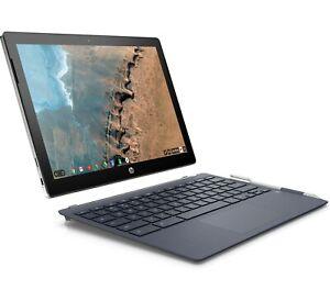 HP Chromebook 12-F003TU X2 12.3-inch Intel i5 8GB 64GB Laptop, Ceramic white