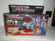 Transformers G1 Convoy GIG 1985