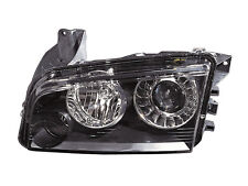 DEPO 08-10 Dodge Charger Replacement Headlight Unit Driver = Left Xenon New