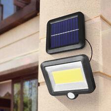 Lampe Solaire éclairage Extérieur IP65 Détecteur de Mouvement Solaire Applique