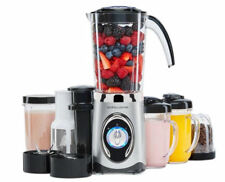 Andrew James AJ001396 Smoothie Maker with Juicer Attachments