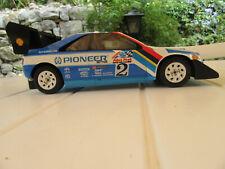 Peugeot 405 T16 Pikes Peak 1988 Otto Ottomobile 1/18. État : Neuf édition limité