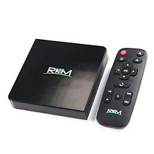 Rikomagic MK12 (16GB) Mini PC Android Quad-Core Amlogic S812, Octa-Core Mali 450