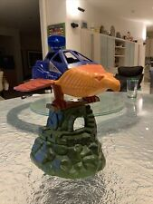 Vintage MOTU Point Dread & Talon Fighter Complete without cardboard He-man