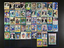 George Brett 51-Card Lot, Including PSA 9-1986 Fleer Limited Edition