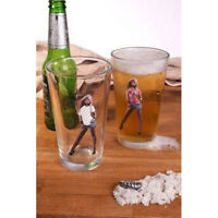 Wet T-Shirt Pint Beer Glass Men's Novelty Gift Secret Santa Stocking Filler Gift