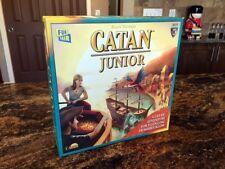 CATAN JUNIOR Settlers of Catan Klaus Teuber Game Mayfair 2012 COMPLETE