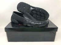 New! Men's Red Label by Giovanni 290376 Severo Loafers - Black X58