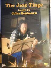 The Jazz Tinge - John Renbourn [Fingerstyle Guitar Instruction Dvd]