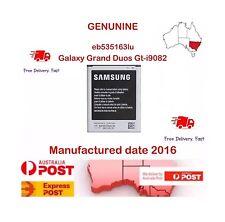 2106 Orignal EB535163LU Battery for Samsung Galaxy Grand Duos i9082 2100mAh