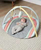 Mamas & Papas Baby Playmat & Gym - Lights & Sounds Rainbow