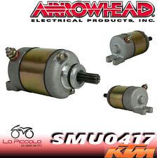 Para KTM 525 EXC 2004 cualquiera Arrowhead motor de arranque