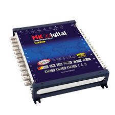 Multischalter Matrix MK-Digital MS 9/24 9x24 Sat-Multiswitch Full HDTV 3D 4K TOP