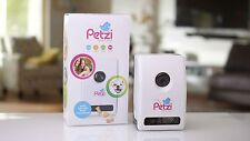 Petzi - A Wifi Pet Camera that allows you to see, speak and dispense a treat