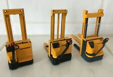 3x Ameise and Jungheinrich Walky forklift fork lift truck VERY RARE