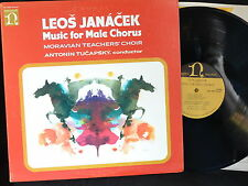 1973 - Leos Janacek - Music For Male Chorus - Nonesuch - H-71288 - Stereo - NM
