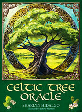 Celtic Tree Oracle - Card Deck & Book Set NEW!