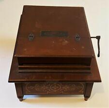 Organette- needs some restoration
