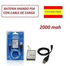BATERIA PARA MANDO PS4 LI-ION 2000mAh 3.7V Playstation 4 PRECINTADO